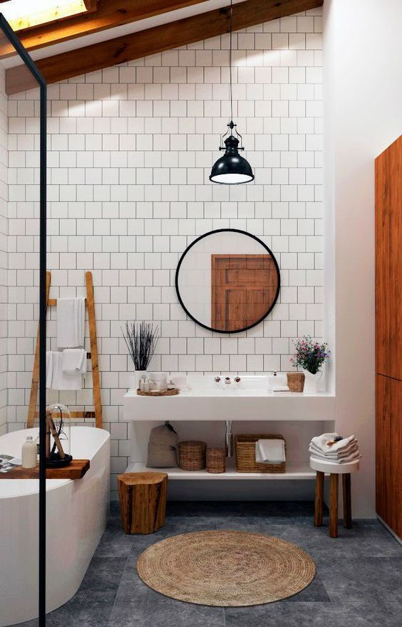 Boho Bathroom Ideas: Gorgeous Rustic Decor