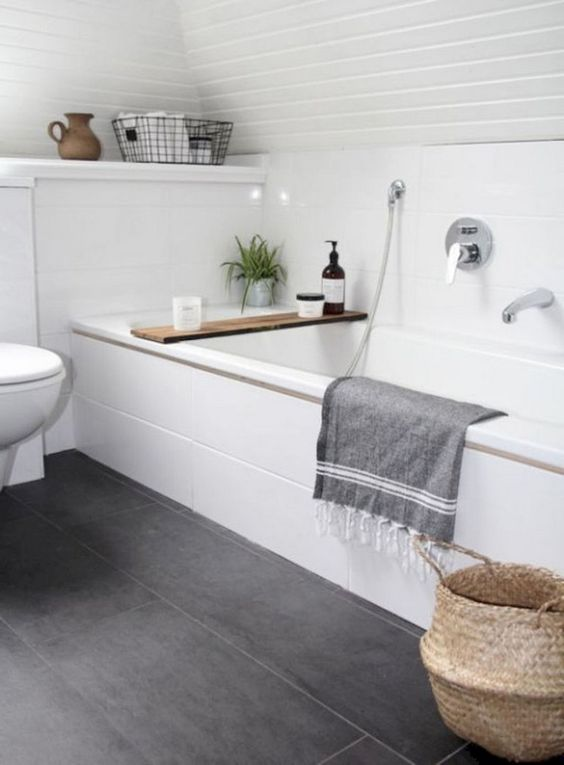 boho bathroom idea 6