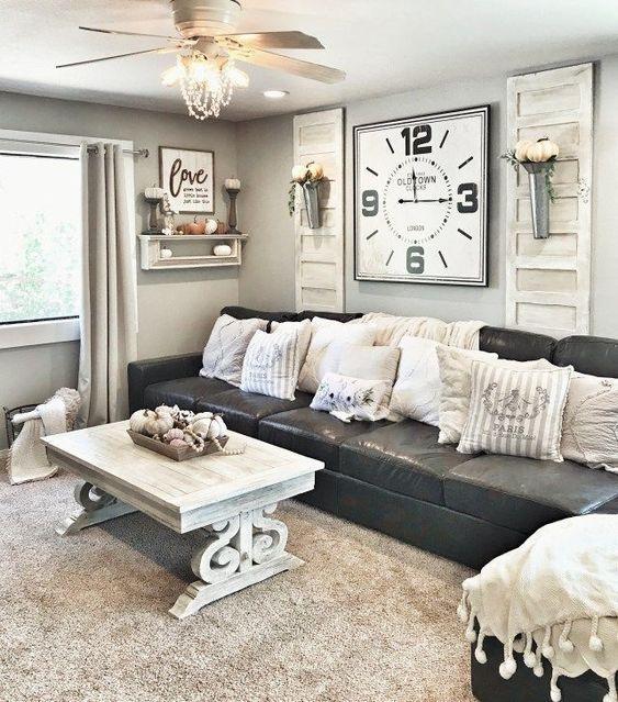 farmhouse living room 18