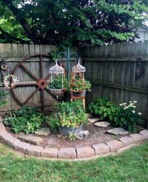 small backyard landscaping ideas 11