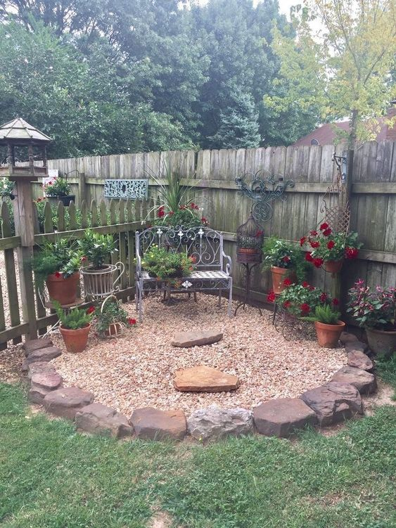 small backyard landscaping ideas 14