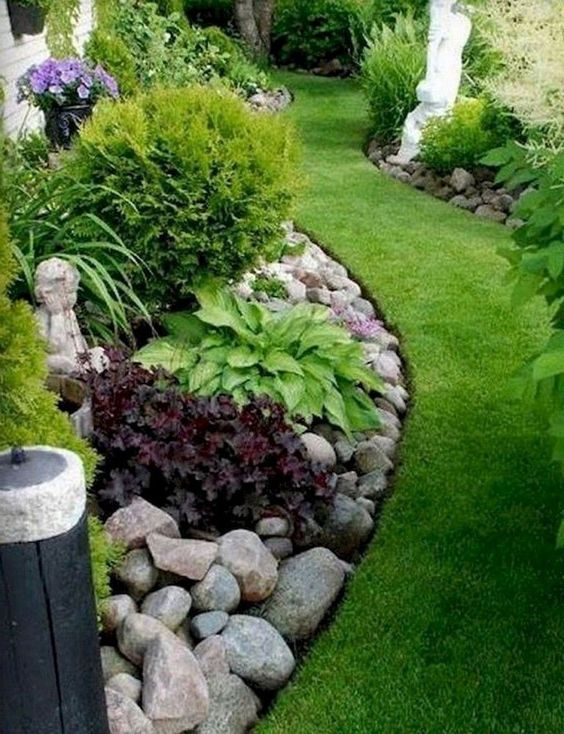 Small Backyard Landscaping: Gorgeous Natural Nuance