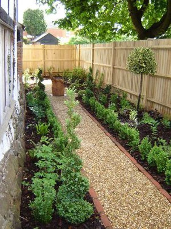 small backyard landscaping ideas 20