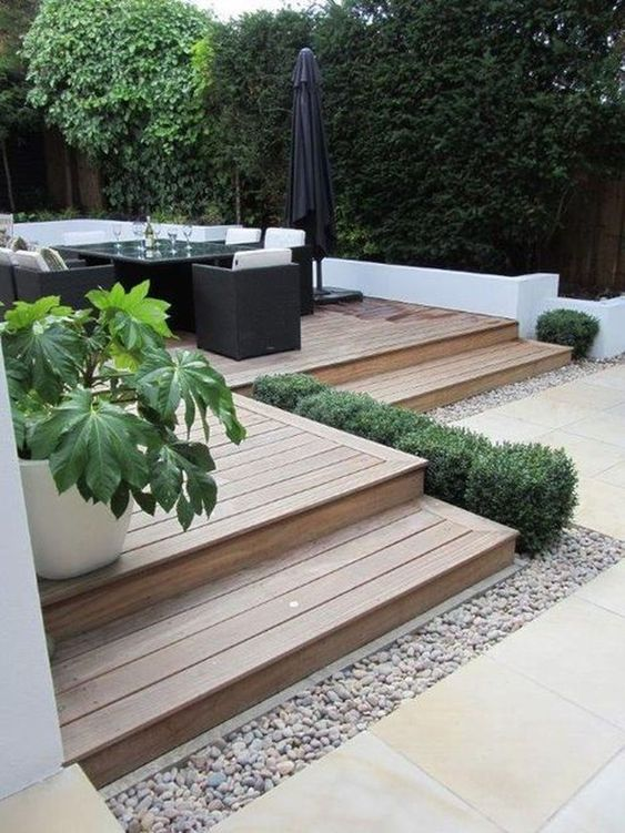 Backyard Deck Ideas 11