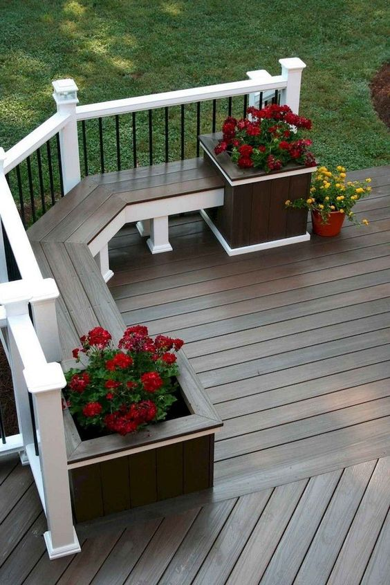 Backyard Deck Ideas 19