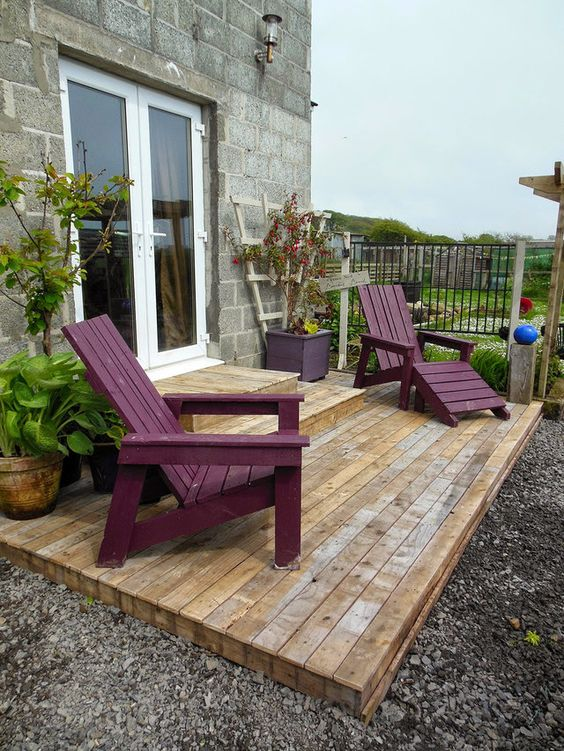 Backyard Deck Ideas 3