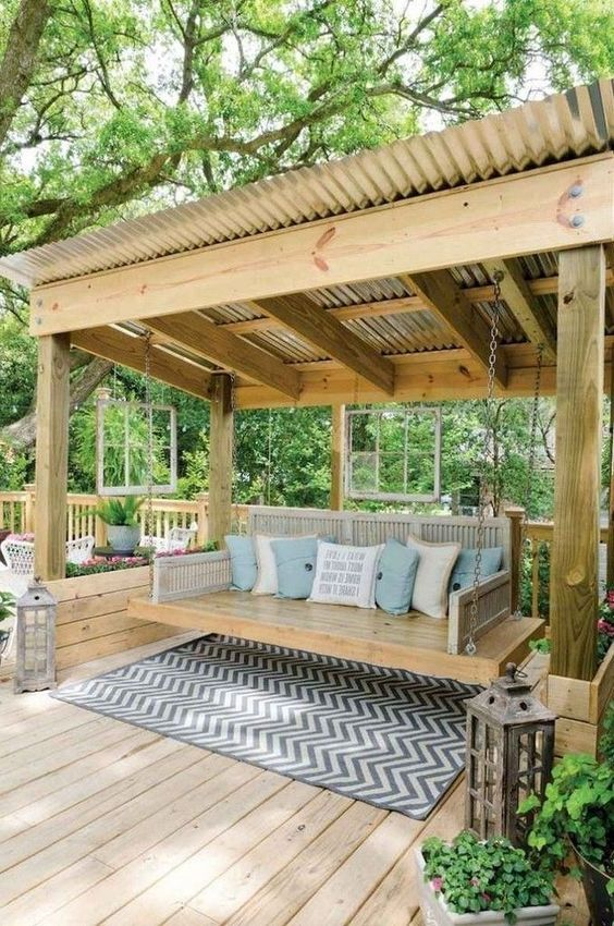 Backyard Deck Ideas 5