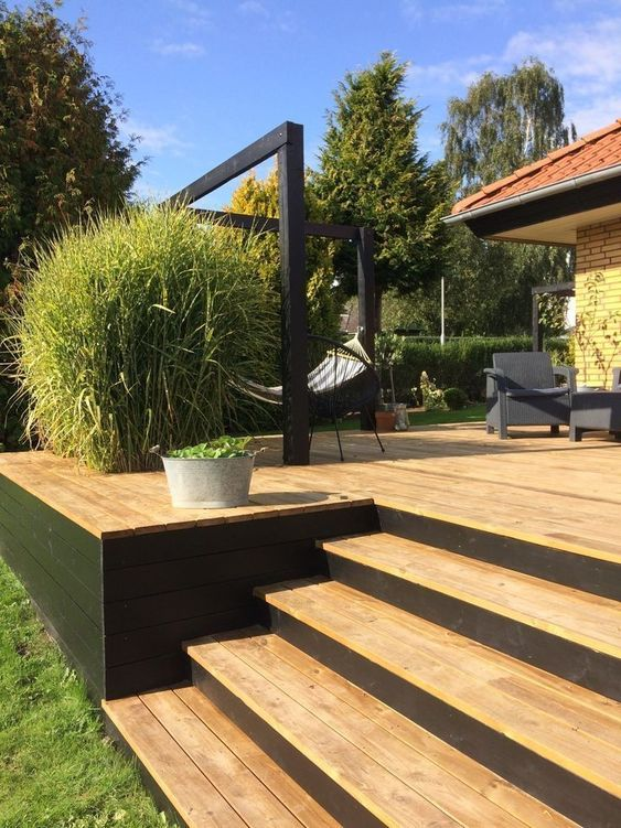 Backyard Deck Ideas 7