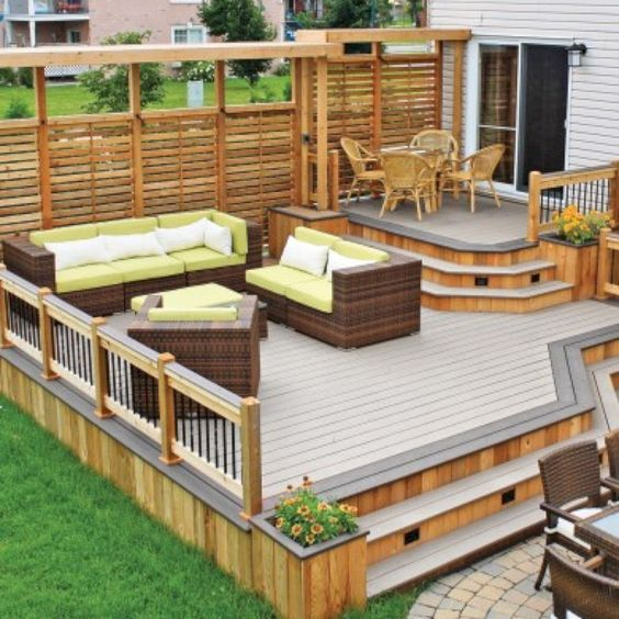 Backyard Deck Ideas 9