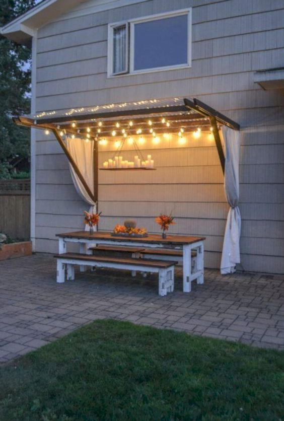 Backyard Seating Ideas 14