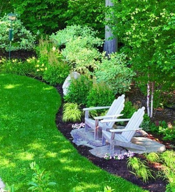 Backyard Seating Ideas 3