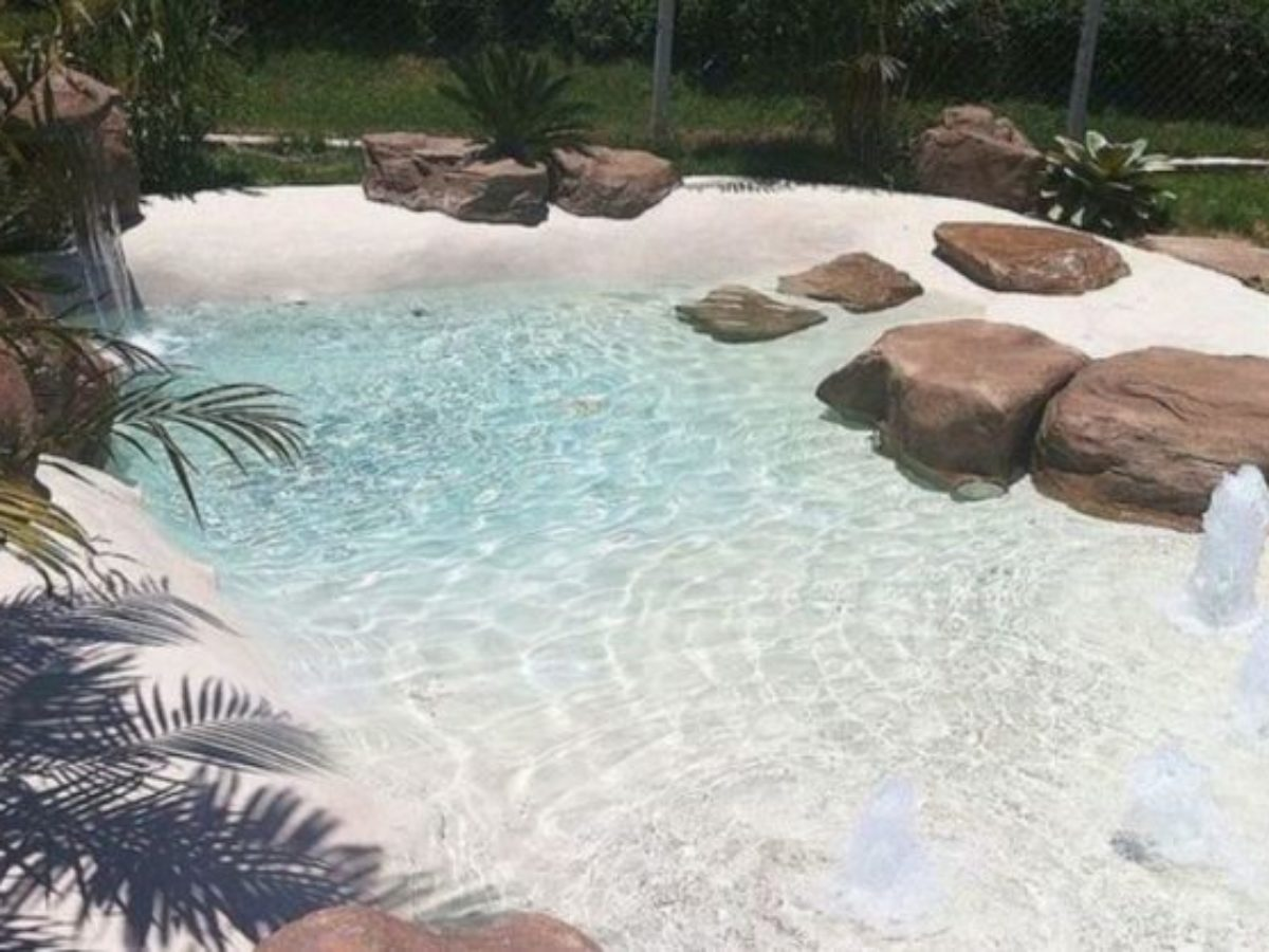 Beach Entry Swimming Pool Ideas: 29+ Mesmerizing Designs to Steal