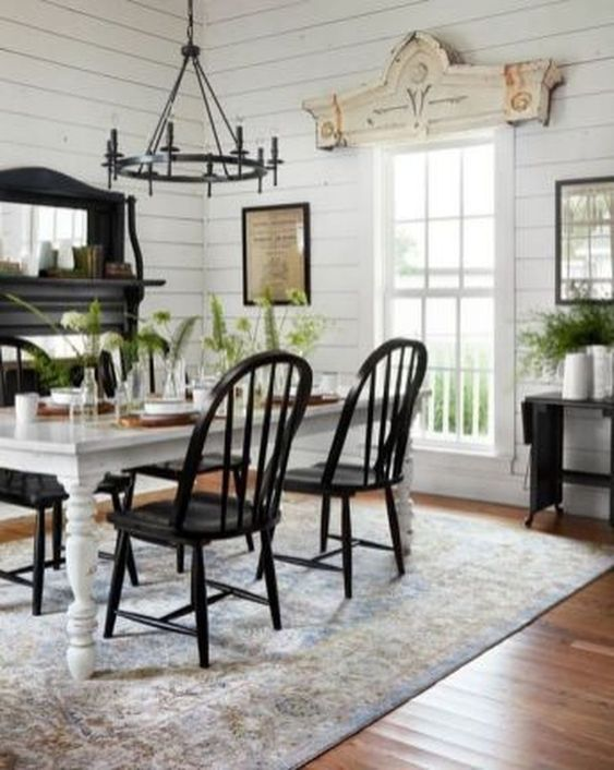 Farmhouse Dining Room 17