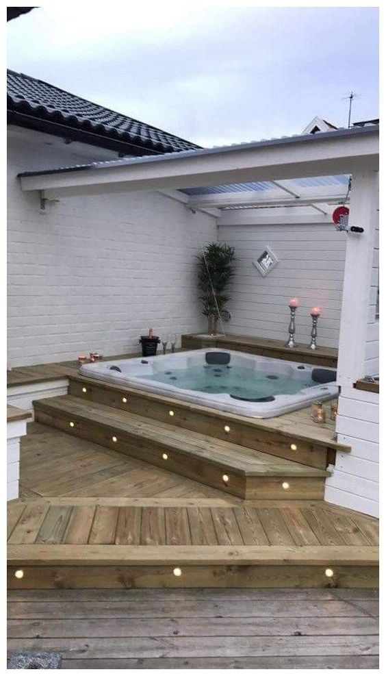 Hot Tub Patio 13