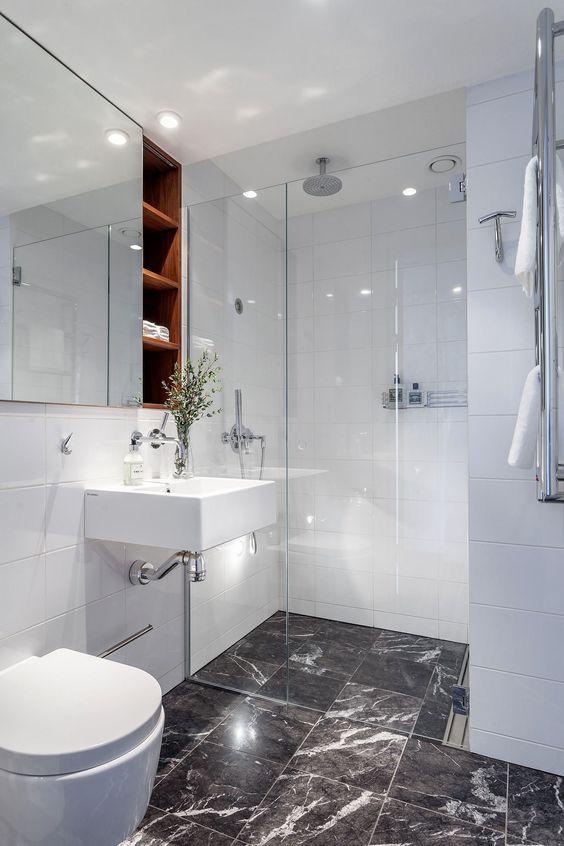Minimalist Bathroom Ideas 15