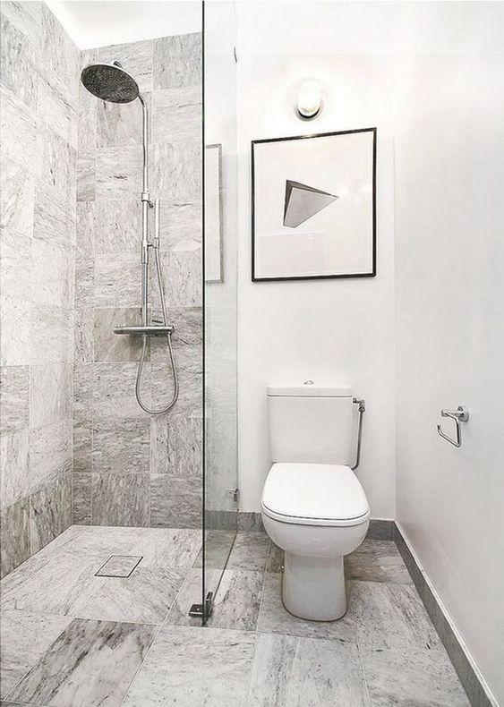 Minimalist Bathroom Ideas 16