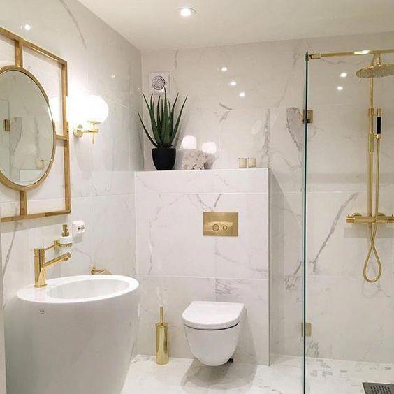 Minimalist Bathroom Ideas 17
