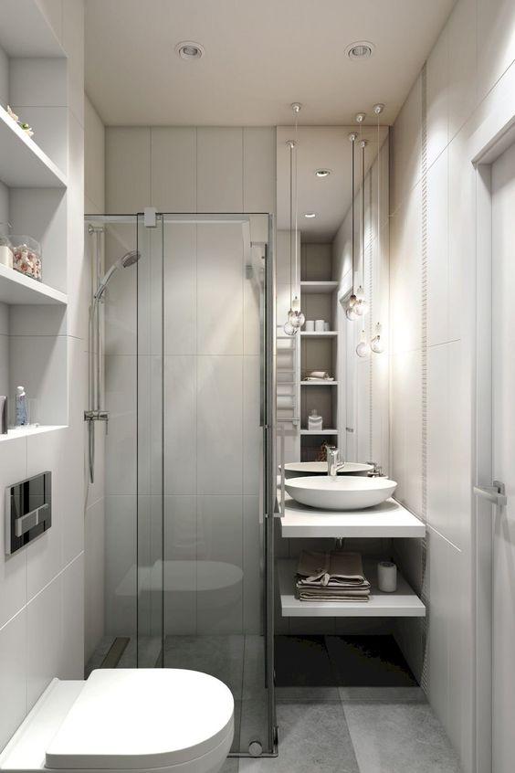 Minimalist Bathroom Ideas 19