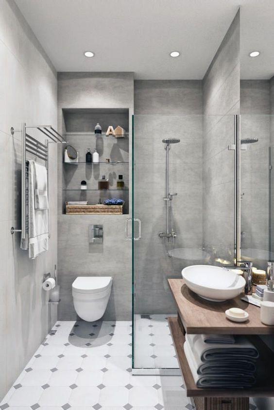 Minimalist Bathroom Ideas: Catchy Simple Decor