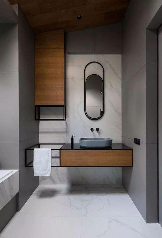 Minimalist Bathroom Ideas 7