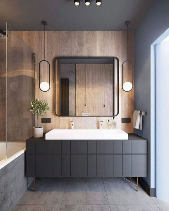 Minimalist Bathroom Ideas 8