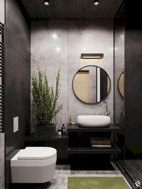 Minimalist Bathroom Ideas 9