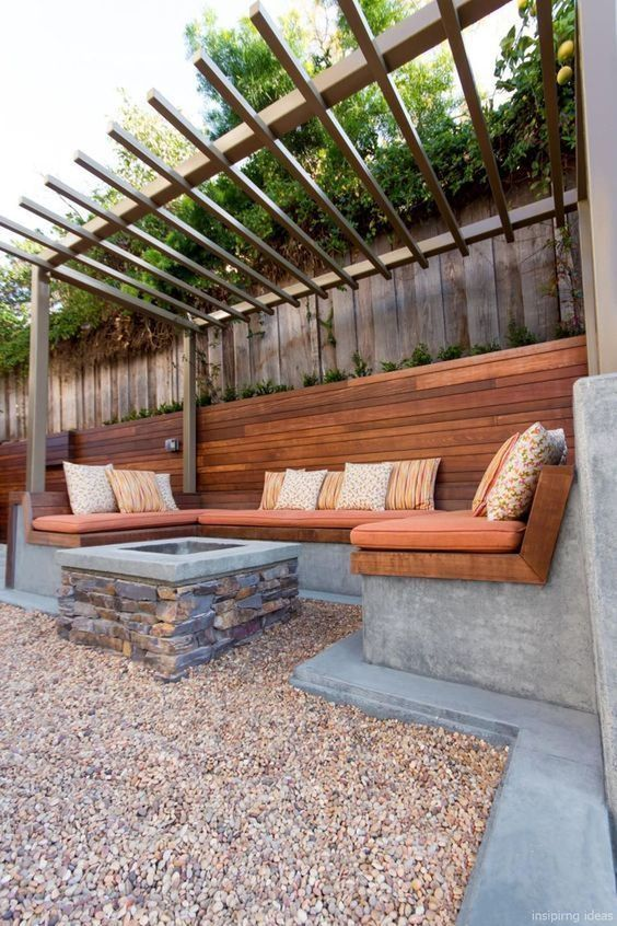 Modern Backyard Ideas 14