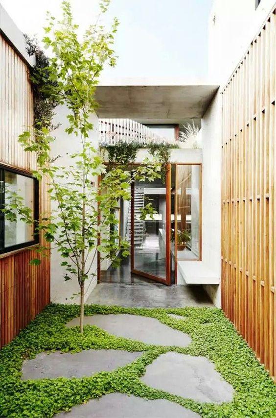Modern Backyard Ideas 17