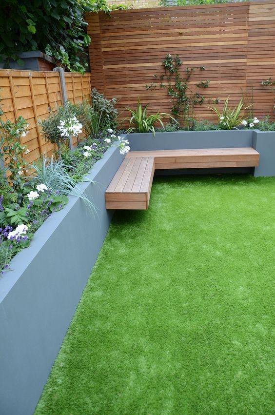 Modern Backyard Ideas 6