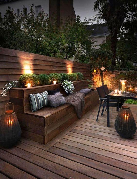 Modern Backyard Ideas 8