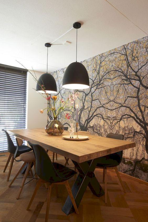 Modern Dining Room 10
