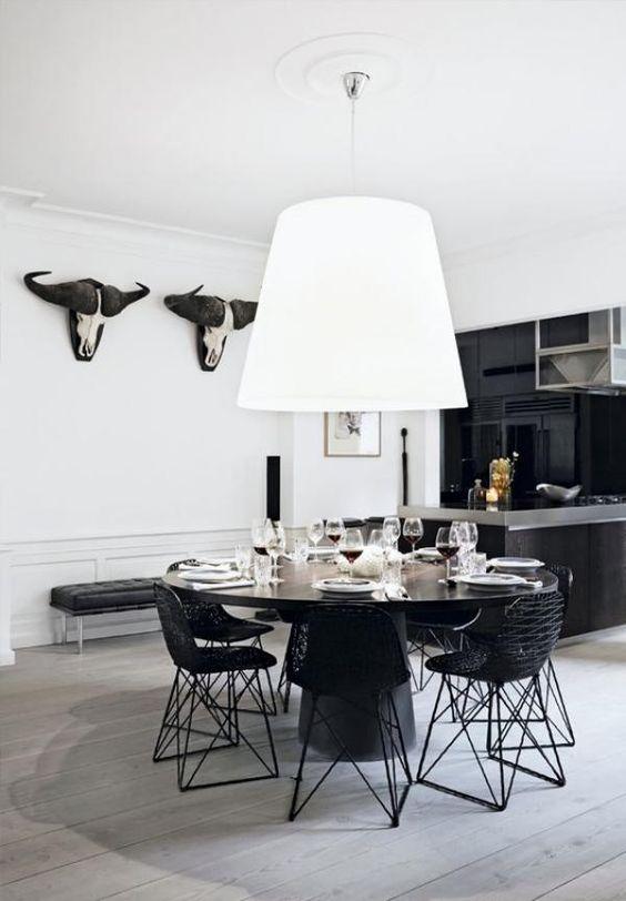 Modern Dining Room 11