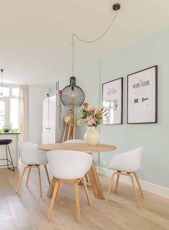 Modern Dining Room 12