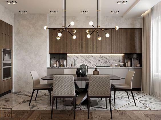 Modern Dining Room 20