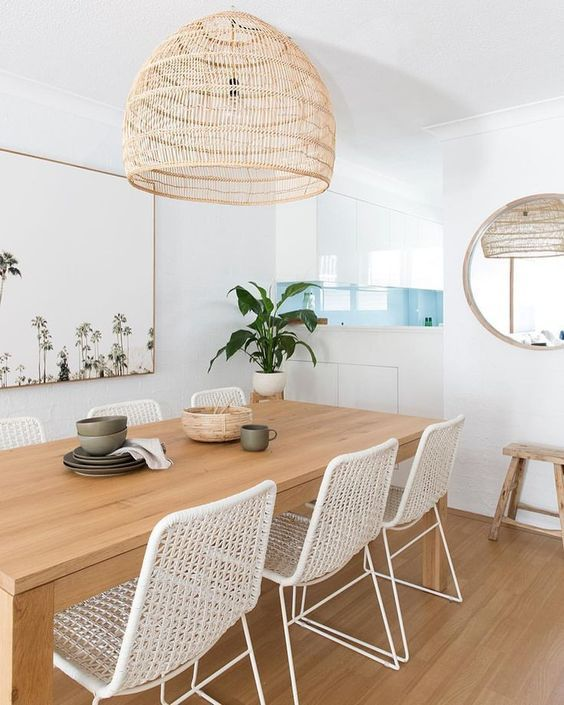Modern Dining Room 4