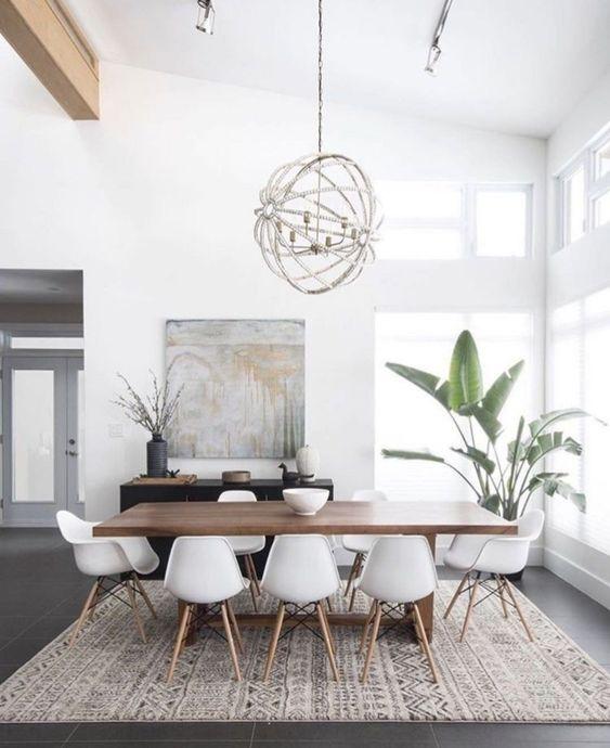 Modern Dining Room 5