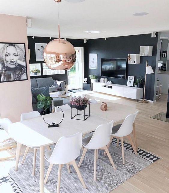 Modern Dining Room 7