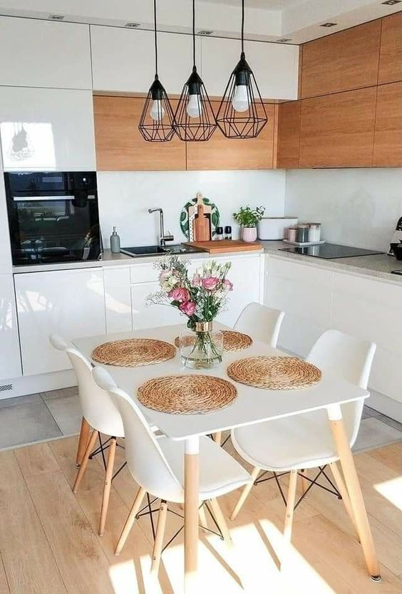 Modern Dining Room 8