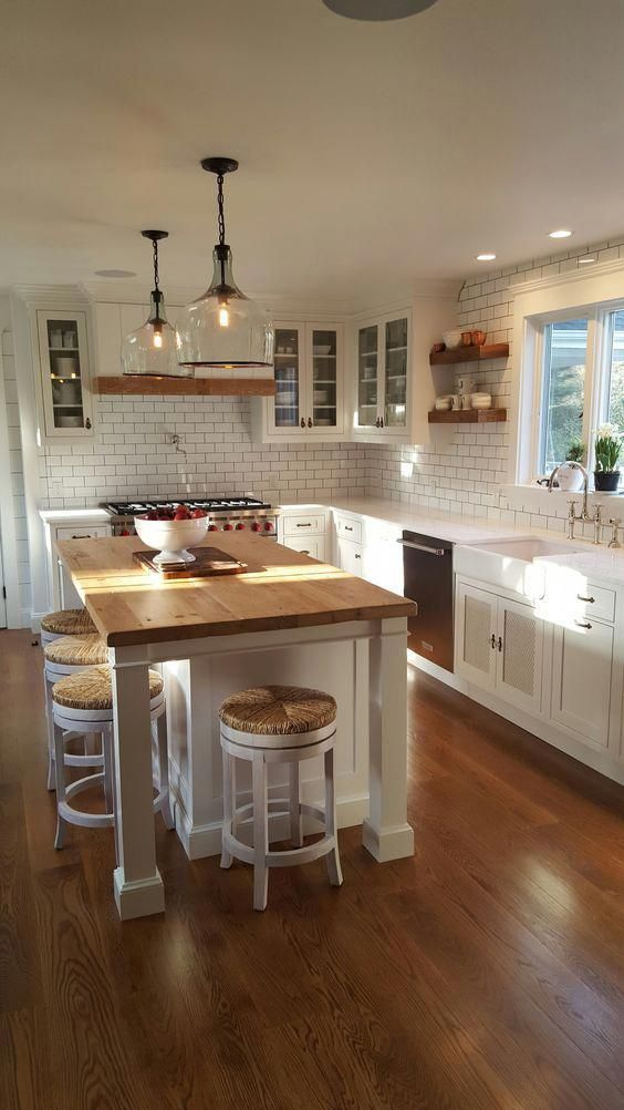Small Kitchen Island 10