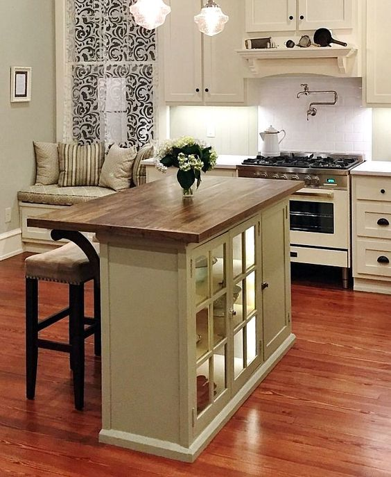 Small Kitchen Island 16