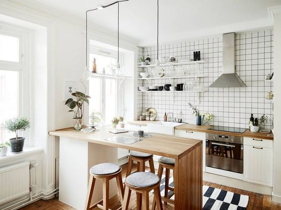 Small Kitchen Island 20