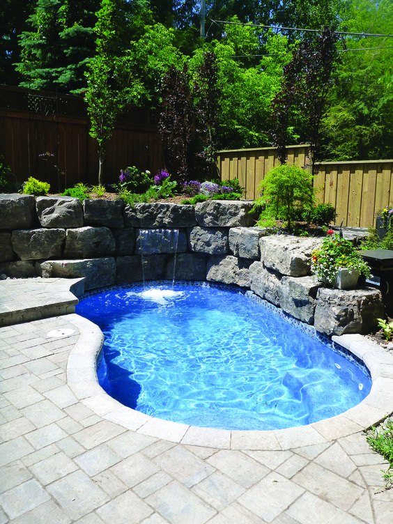 Swimming Pool Landscaping 11