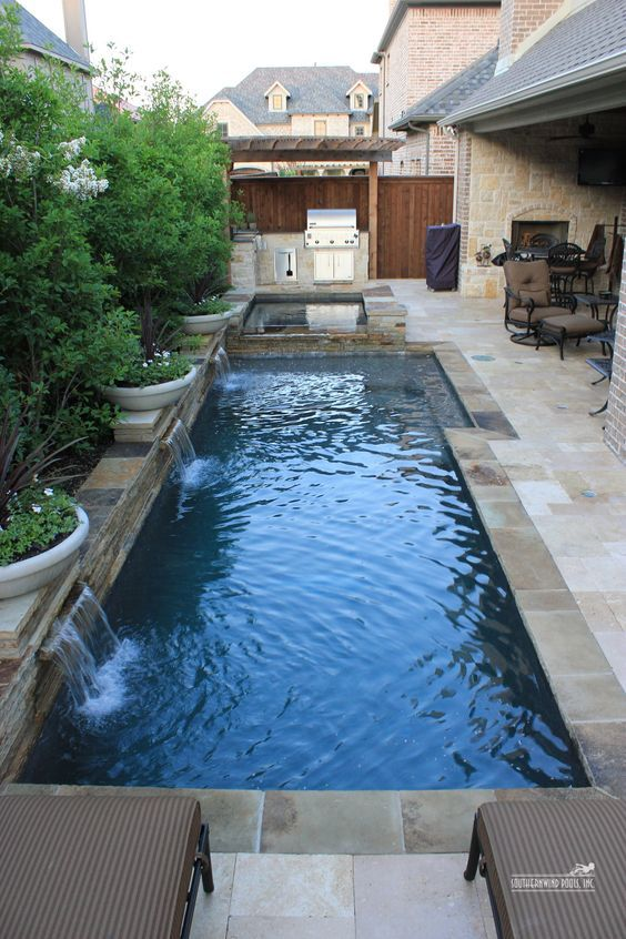 Swimming Pool Landscaping 16