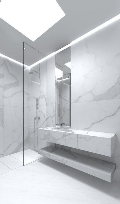 White Bathroom Ideas 13