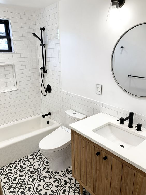 White Bathroom Ideas 14