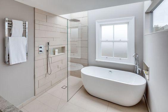White Bathroom Ideas 17