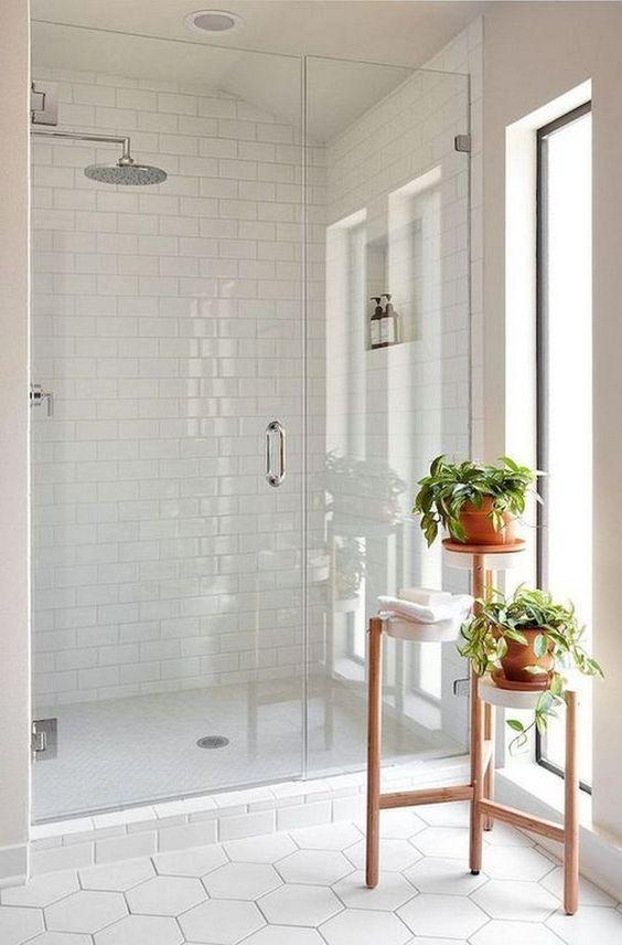 White Bathroom Ideas: Elegant All-White Decor