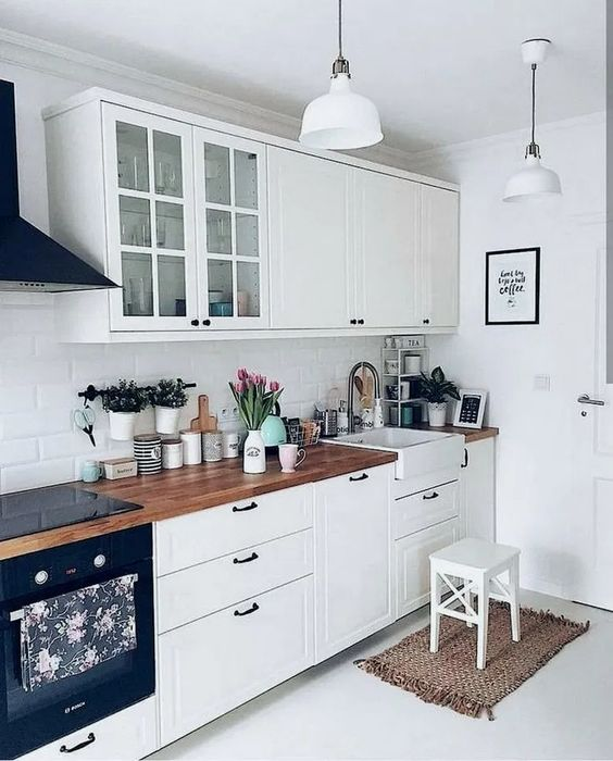 White Kitchen Ideas 15
