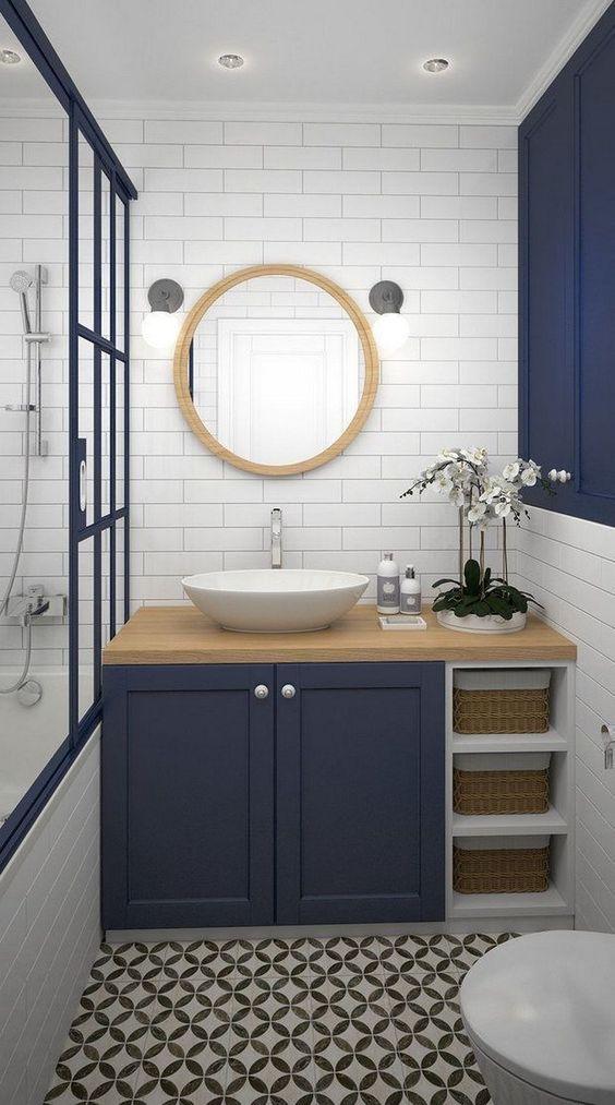 Apartment Bathroom Ideas: Chic Elegant Decor