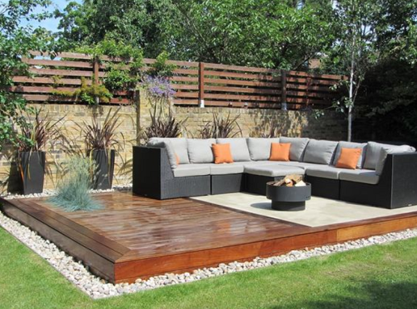 backyard seating ideas feature